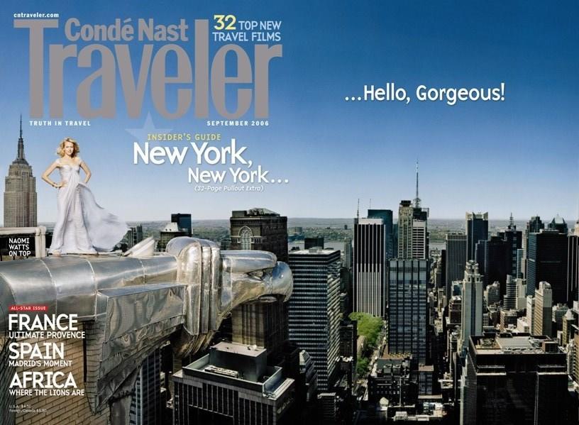 Mejor tapa con famoso - Condé Nast Traveler - Finalista