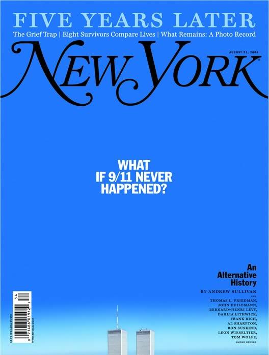 Mejor texto de tapa - New York - Finalista