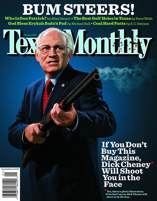 Mejor texto de tapa - Texas Monthly - Ganadora