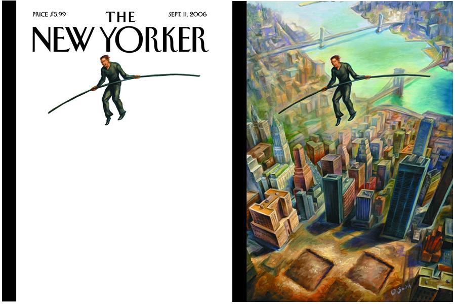 The New Yorker - Ganadora