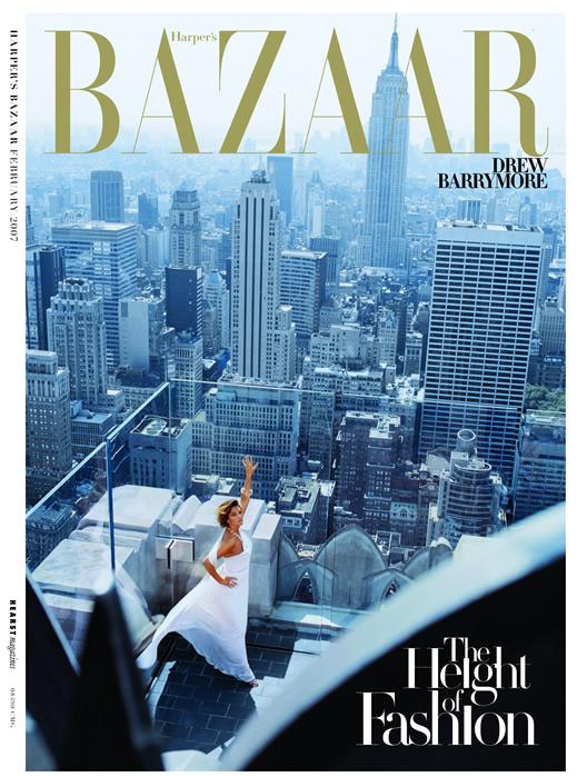 Mejor tapa de Moda - Harper\'s Bazaar - Ganadora