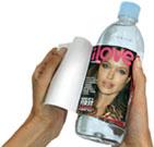 iLove, una revista en una botella