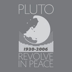 Obituario del ex planeta Plutón